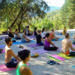 retiro de yoga en el cantalar